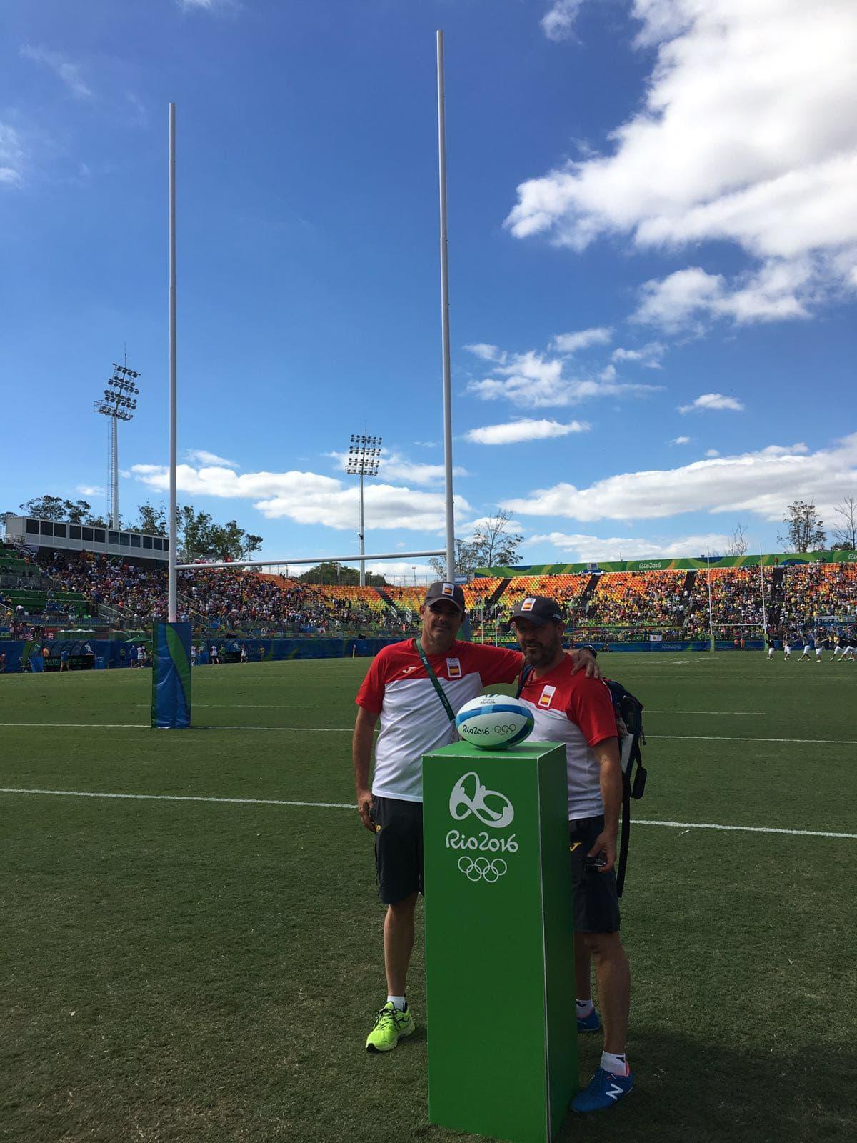 Litera Salud también estuvo en los Juegos de Río